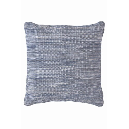 Dash and Albert Rugs Fresh American Mingled Polypropylene Pillow