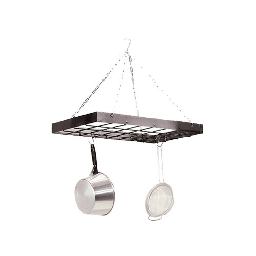 Rectangle Hanging Pot Rack