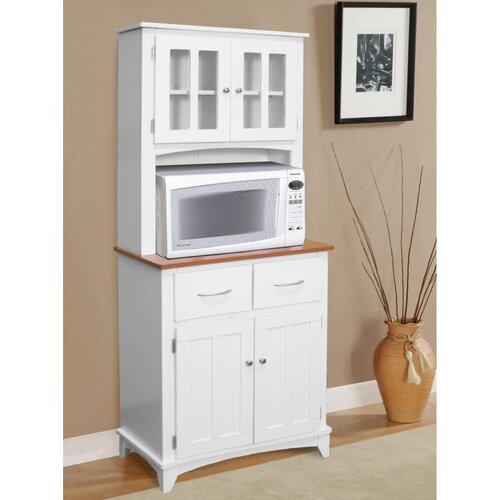 white microwave cart MEMEs
