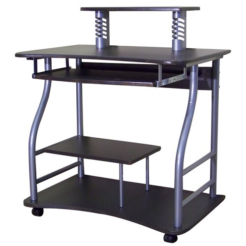 """Hazelwood Home AMT 52"""" W x 32.28"""" D Computer Table"""