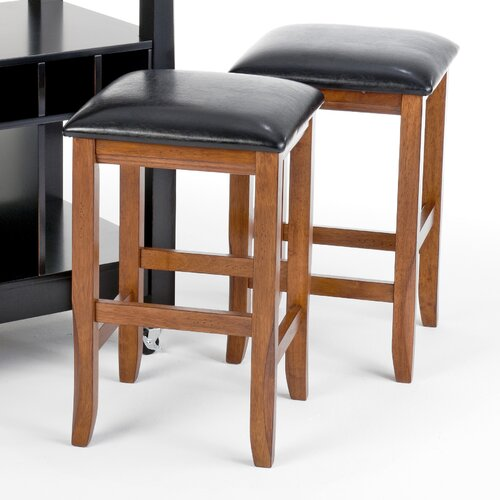 "Imagio Home by Intercon Perfect 24"" Bar Stool"