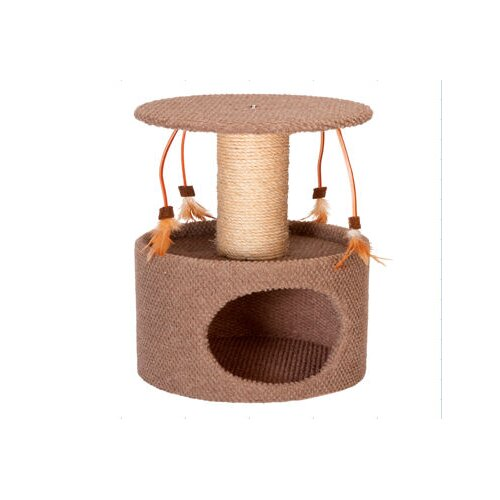 ABC Pet Starter Kit Dura Scratch Cat Condo