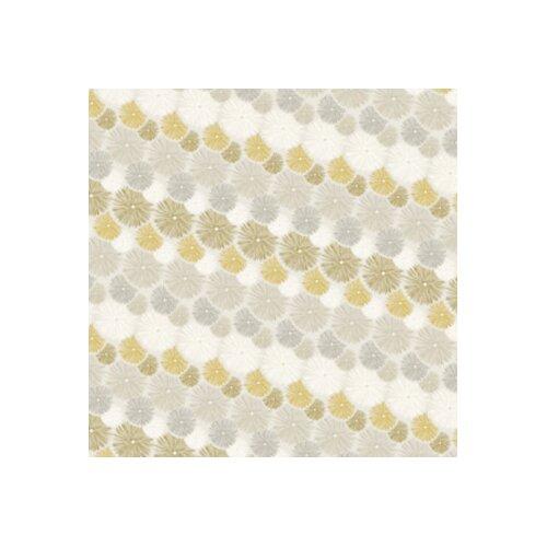 Kreme LLC Handcrafted Sundials Geometric Wallpaper