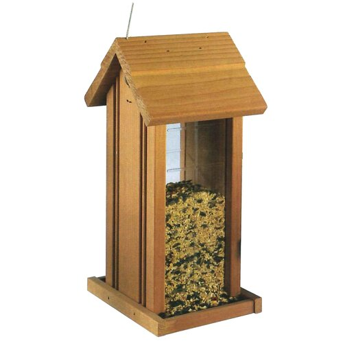North States Tower Hopper Bird Feeder