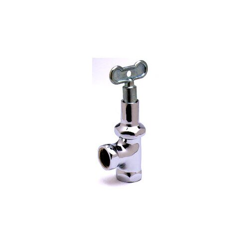 T&S Brass Angle Loose Key Stop