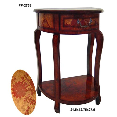 Cheungs Half Round Console Table