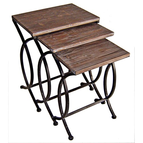 Cheungs 3 Piece Nesting Tables