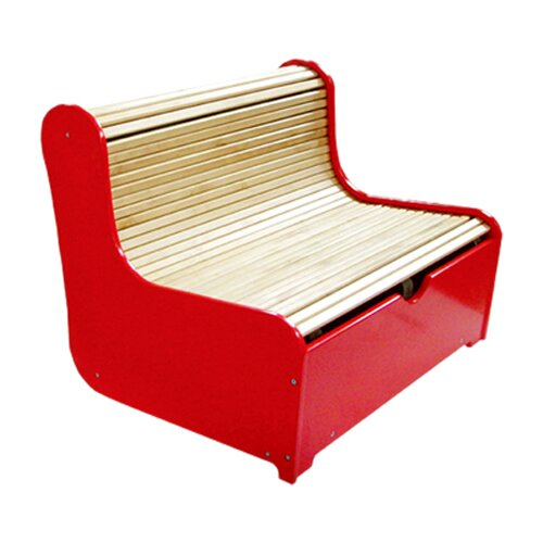 A+ Child Supply Rolling Kid's Bench