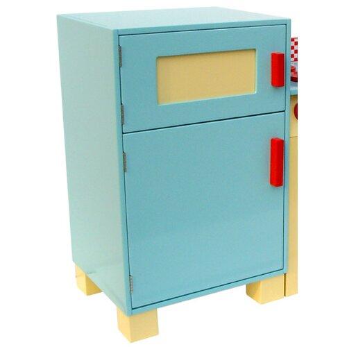 Country Kitchen Refrigerator