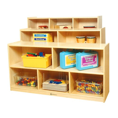 A+ Child Supply Toddler Shelf