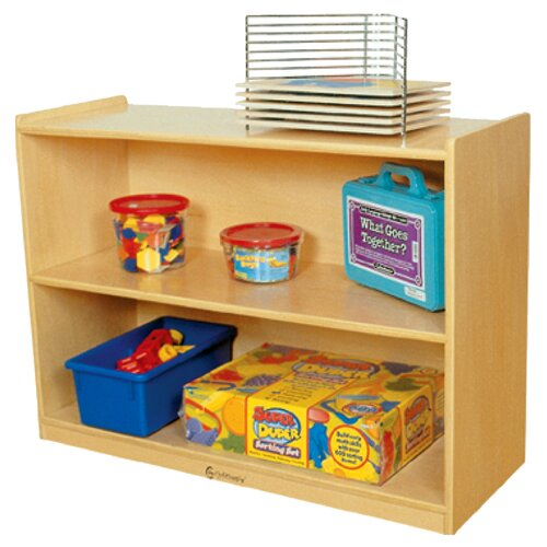 "A+ Child Supply Deep Shelf 26"" Bookcase"