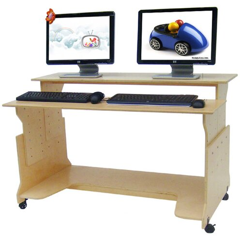 A+ Child Supply Double Computer Station