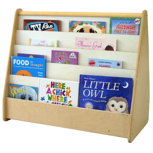 "A+ Child Supply Pick-A-Book Stand 28"" Book Display"