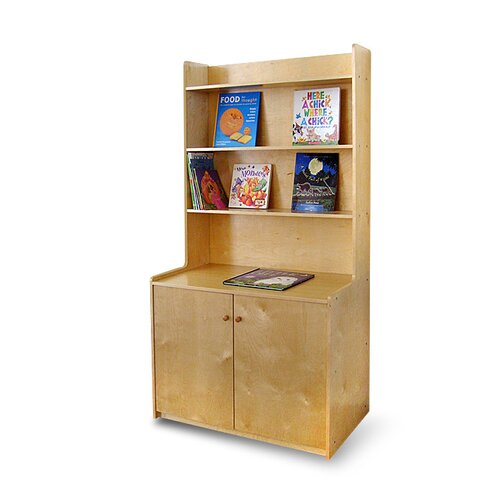 "A+ Child Supply 65"" Bookcase"