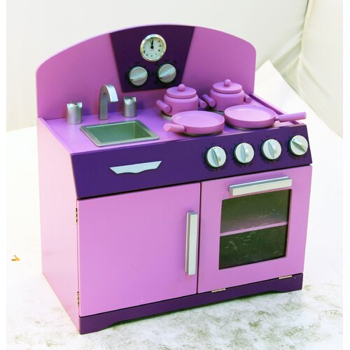 A+ Child Supply Retro Cooking Range