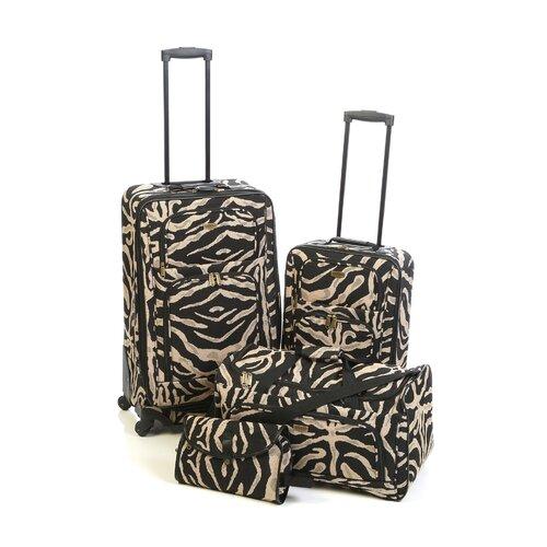 Excursion 7 Piece Luggage Set