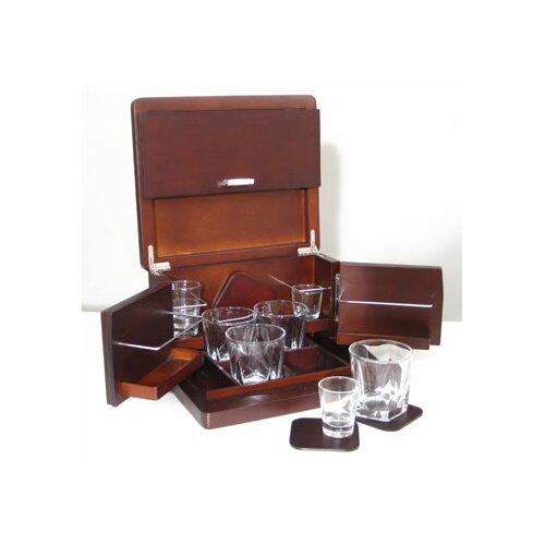 Proman Products 12 Piece Mini Bar Set