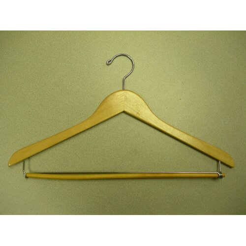 Genesis Flat Suit Hangers (Set of 50)
