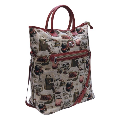 Hats Off Convertible Tote