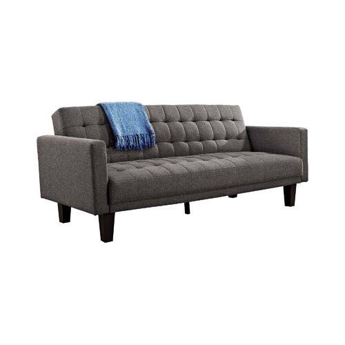 dhp sienna futon reviews wayfair. Black Bedroom Furniture Sets. Home Design Ideas