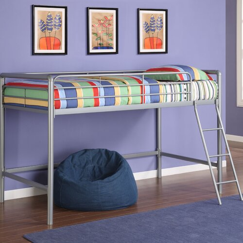 Junior Low Loft Bed