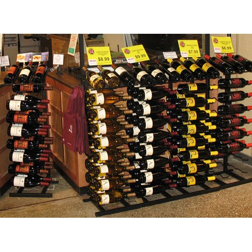 VintageView Platinum Series 27 Bottle Wine Rack