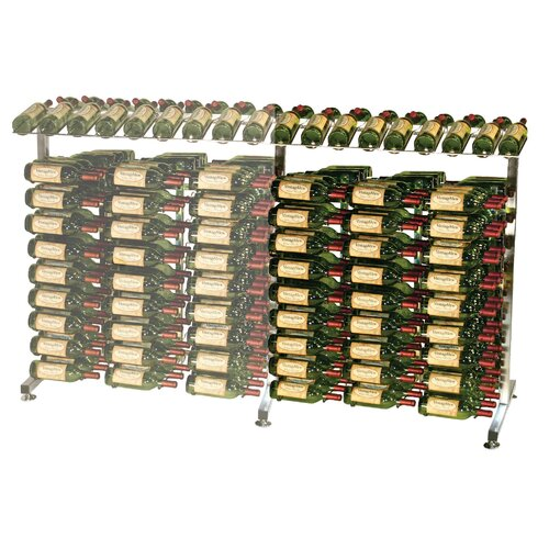 VintageView 180 Bottle Wine Rack