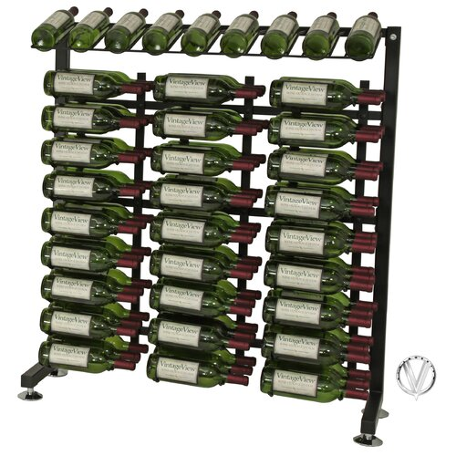 VintageView 90 Bottle Wine Rack