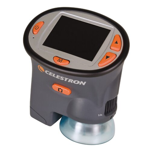Celestron Handheld LCD Digital Microscope