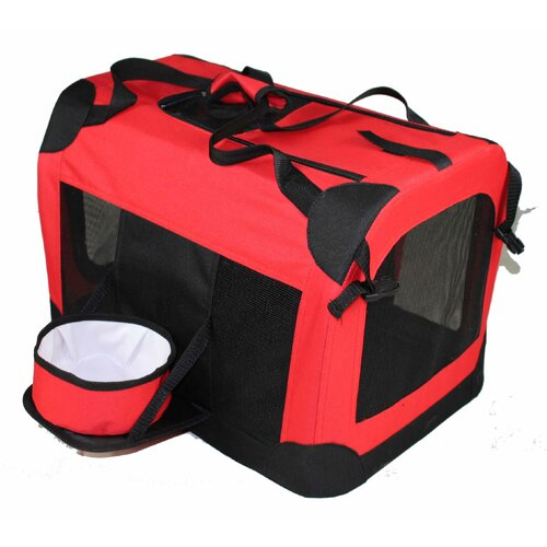 Deluxe 360° Vista View Pet Carrier
