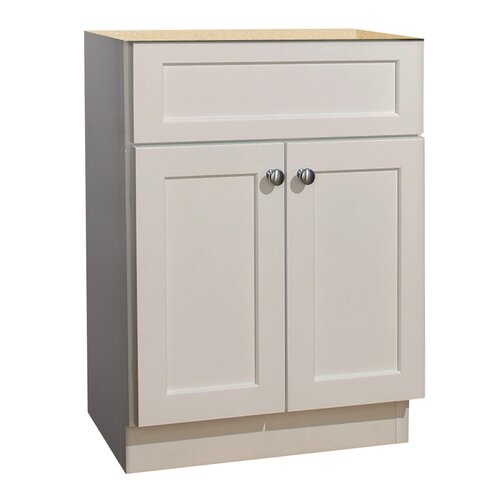 "Coastal Collection Cape Cod Series 24"" Bathroom Vanity Base"