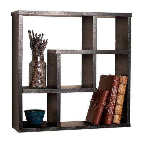 Danyab Geometric Square Wall Shelf Reviews Wayfair