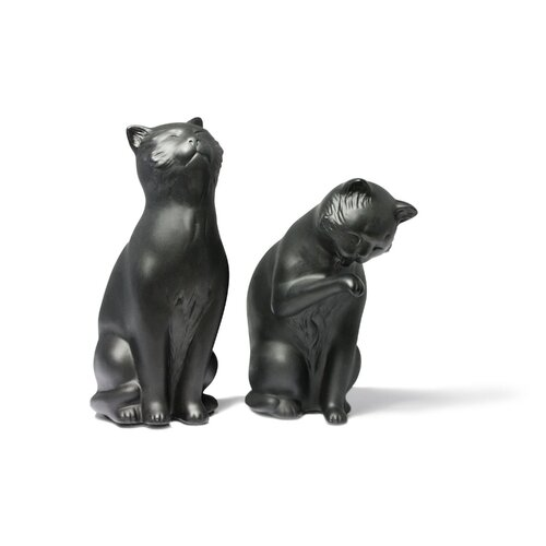 Danya B Cat Book Ends