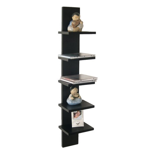 Utility Column Spine Wall Shelf