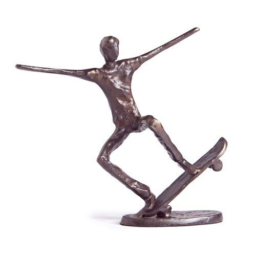 Danya B Skateboarder Figurine