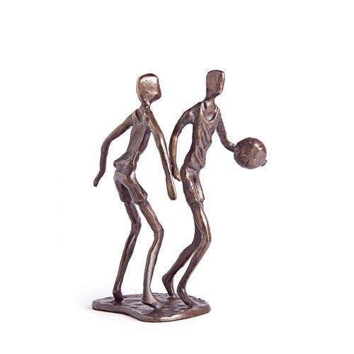 Danya B Basketball Players Sculpture