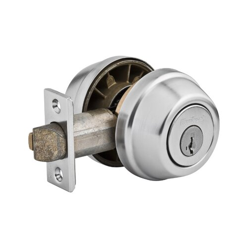 Kwikset Double Cylinder Gate Latch Deadbolt