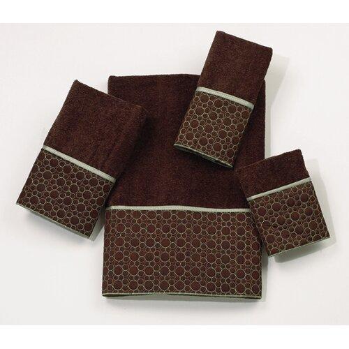 Avanti Linens Cobblestone 4 Piece Towel Set