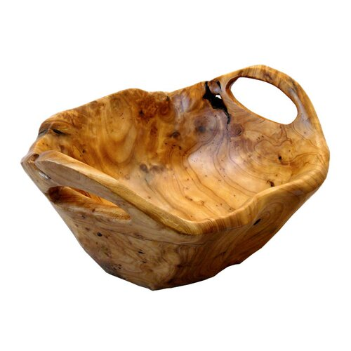Enrico Rootworks Medium Flat Cut Bowl