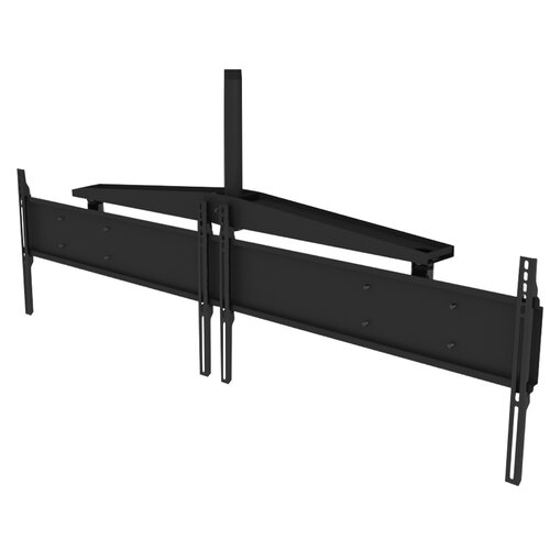 "Peerless Dual Tilt Universal Ceiling Mount for 37"" - 46"" Flat Panel Screens"