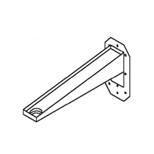 Peerless Wall Arm-Single Arm