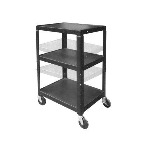 Peerless Jumbo Height-Adjustable Cart