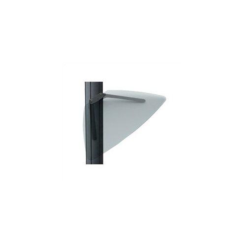 Peerless Flat Panel Tinted Glass Shelf