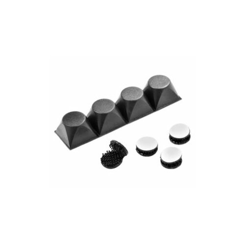 Peerless Ventilation Maximizing Risers and Velcro Accessory Kit