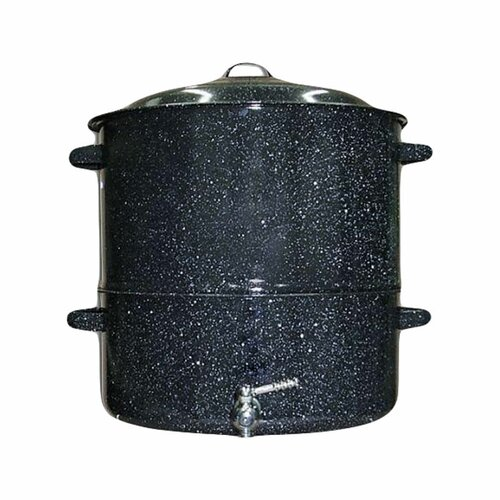 Granite Ware Graniteware 19-qt. Multi-Pot with Faucet