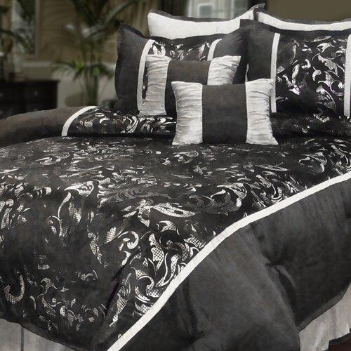 Farina 8 Piece Comforter Set