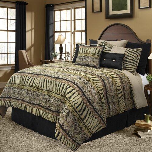 Kalahara 4 Piece Comforter Set