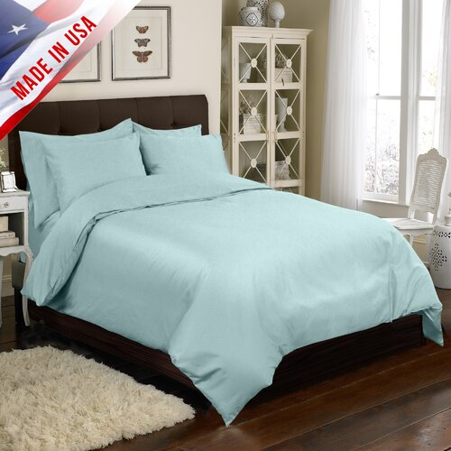 Veratex, Inc. 4 Piece Duvet Set
