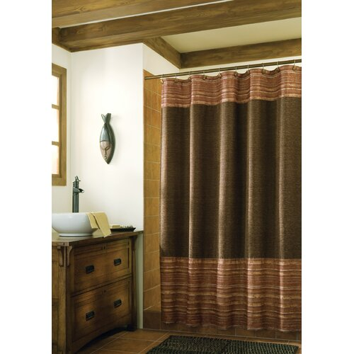 Cordova Chenille Shower Curtain