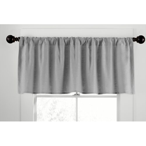 "Veratex, Inc. Gotham Ramie 50"" Curtain Valance"